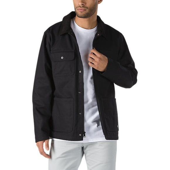 Vans Drill Chore Coat WN1 Lined Jacket